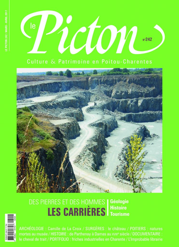 Couverture Picton mars-avril 17