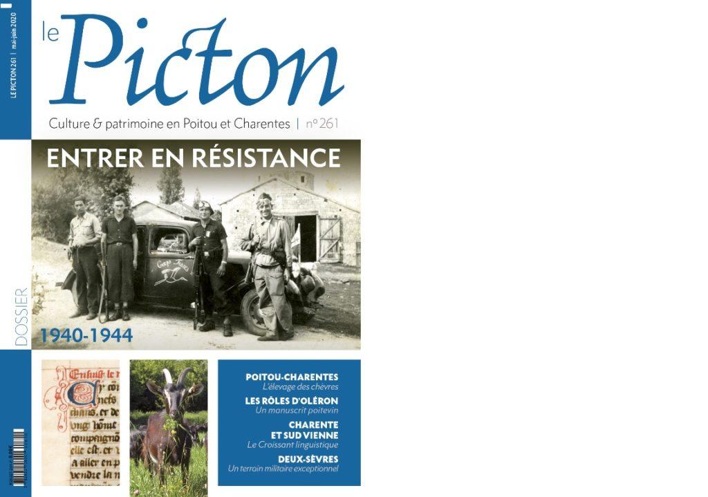 Couverture Picton- mai 2020