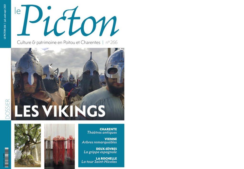 couverture Picton juillet 2021
