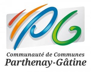 logo communauté de communes Parthenay-Gâtine